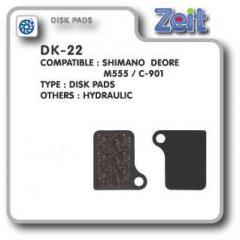 Blocks disk Zeit DK-22
