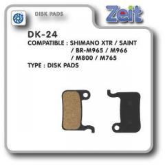 Blocks disk Zeit DK-24