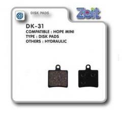 Blocks disk Zeit DK-31