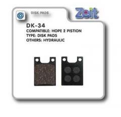 Blocks disk Zeit DK-34