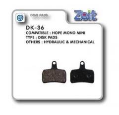 Blocks disk Zeit DK-36