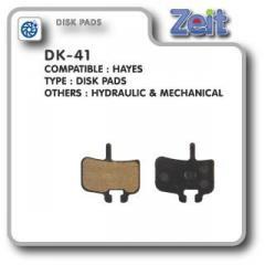 Blocks disk Zeit DK-41