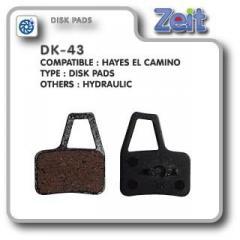 Blocks disk Zeit DK-43