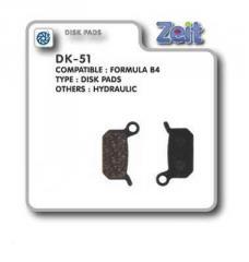 Blocks disk Zeit DK-51