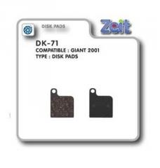 Blocks disk Zeit DK-71