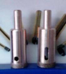 Сверло алмазное кольцевое ф=22 мм, тип ПРОФИ