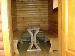 Сауны, бани деревянные