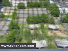 Grid woven (prosevny) .Plasa pentru cern