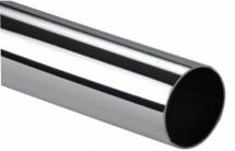 Труба хром 3000 *0,8 мм диам. 25 мм