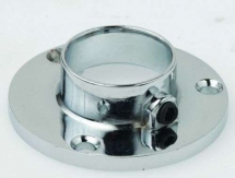 Flange for the pipe D25