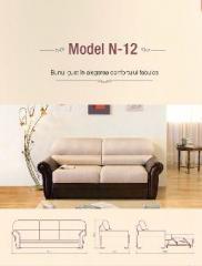 Диван модель N-12