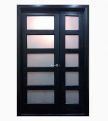 Межкомнатные деревянные двери №4