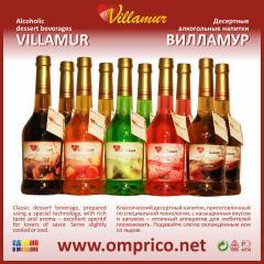 VILLAMUR DESSERT (Вилламур десерт) - десертный