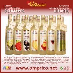SCHNAPPS (Шнапс) - десертный алкогольный напиток