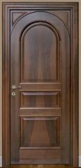 Двери межкомнатные из натурального дерева пр-во