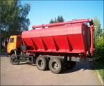 Loaders of dry feeds ZSK-F-15-07