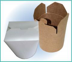 Barrier cardboard