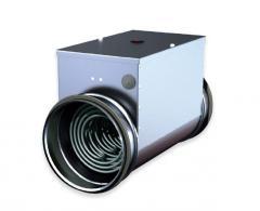 Электрический канальный нагреватель Salda EKA NV