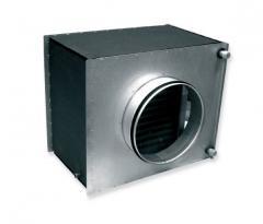 Round channel water cooler of Salda AVA