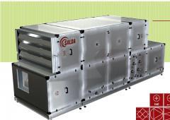 Installation of air conditioning Salda SmartAir C