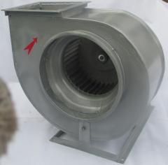 Ventilatie circulara