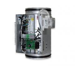 Электрический канальный нагреватель Salda EKA NV PH