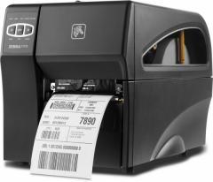 Промышленный принтер этикеток Zebra ZT200