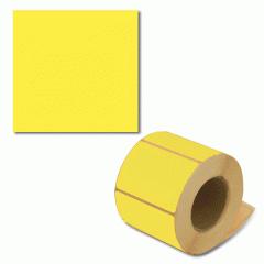 Ценник желтый 65*39 550шт/рул