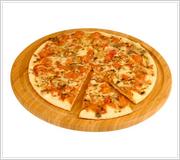 Board under pizza 69908