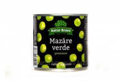 Mazăre verde 425 ml