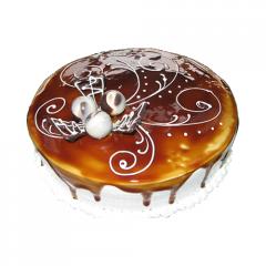 Бисквитный торт Магия
