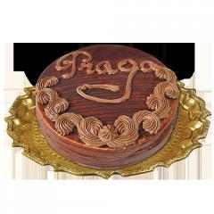 Бисквитный торт Пражский