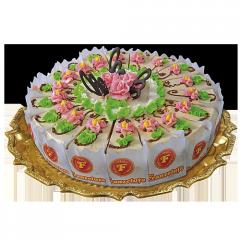 Бисквитный торт Лучафэрул