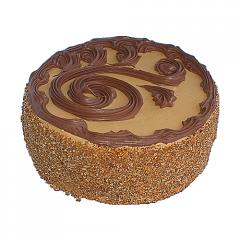 Белково-сбивной торт Висул