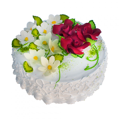Белково-сбивной торт Сукчес