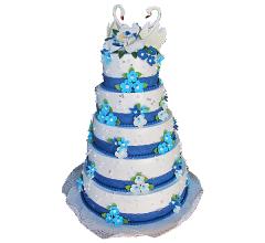 Свадебный торт 78