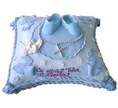 Торт для крестин 01