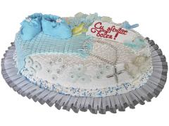 Торт для крестин 07
