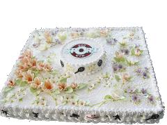 Корпоративный торт 31