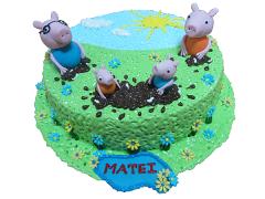 Детский торт 22