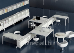 Furniture for an office of the head of KBS Enran