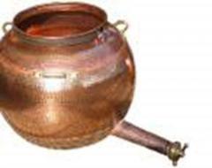 Аламбик на 200 литров, без колонны, паяный с