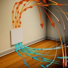 Инфракрасный нагреватель термик, Обогреватели