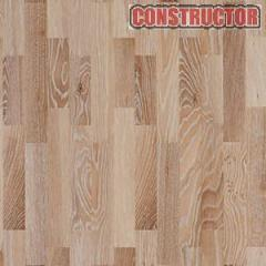 Parquet board of Salsa Oak Ivory