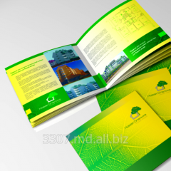 Brochures to order in Moldova