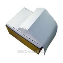 Бумага перфорированная для матричных принтеров