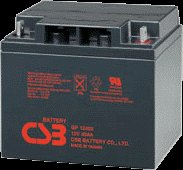 Production CSB GP12400 storage battery