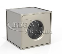 Вентилятор канальный радиальный квадратный