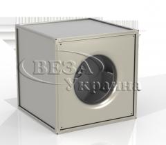 Вентилятор канальный радиальный квадратный каркасно-панельный с ЕС-двигателем Канал-КВАРК-КП-ЕС