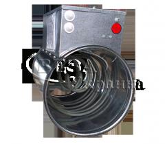 Водяной канальный воздухоохладитель Канал-ВКО